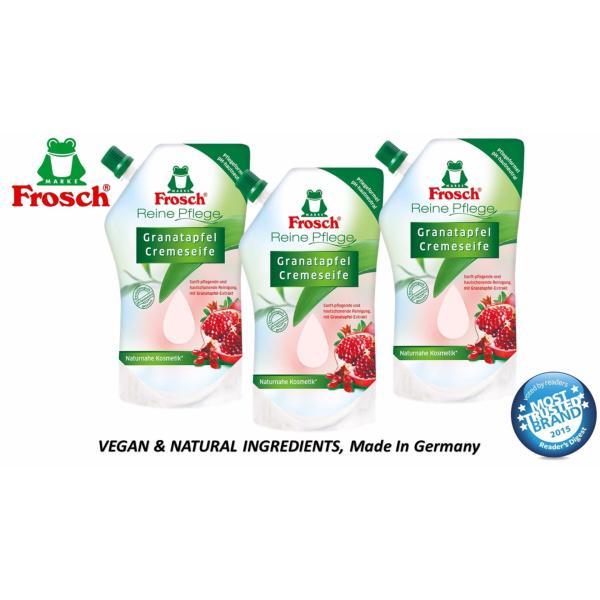 Buy Frosch Pomegranate Liquid Hand Soap (3pcs x 500ml). Singapore