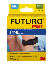 Price Futuro Adjustable Knee Strap Futuro Online