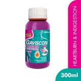 List Price Gaviscon Double Action Liquid 300Ml Gaviscon