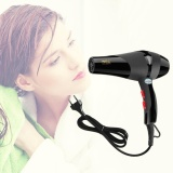 Discount Gift Negative Ion Hair Dryer Portable Size High Power Nylon Electric Hair Blower Eu Intl Goft On China