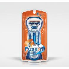 Gillette Fusion Razor By Watsons.
