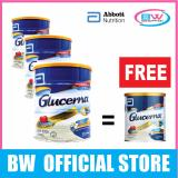 Glucerna Triple Care 850G X 3 Cans Free 400G Review