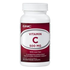 Gnc Vitamin C 500 With Rose Hips 90 S Gnc Discount