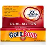 Best Buy Gold Bond Medicated Rapid Relief Anti Itch Cream 56G