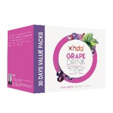 Top Rated Xndo Grape Drink 30 Days