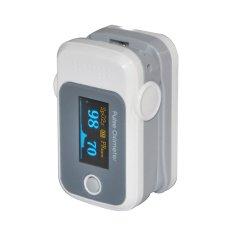 Buy Grey Color Oled Fingertip Pulse Oximeter With Audio Alarm Pulse Sound Spo2 Monitor Finger Pulse Oximeter Carejoy Tm Online
