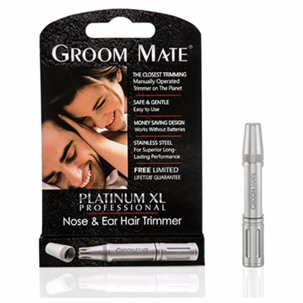 Buy Groom Mate Professional Nose & Ear Hair Trimmer Singapore