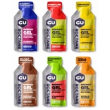 Cheaper Gu Roctane Energy Gel Assorted 24 Pack With Free Gift