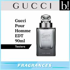 Best Rated Gucci By Gucci Pour Homme Edt 90Ml Tester