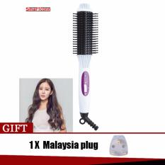Who Sells Hair Curlers Electric Hair Rods Dual Use Crlers In The Buckle Hair Straight Comb Hair Straight Hair Straightener Intl The Cheapest