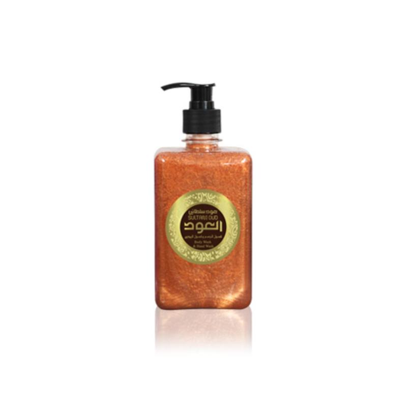 Buy Hand and Body Wash Sultani Oud 500ml Singapore