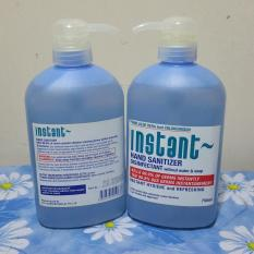 Compare Price Hand Sanitiser 750Ml Pump Bottle 2 Bottle Promo Pack On Singapore