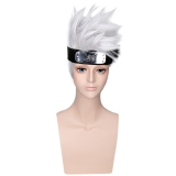 Handsome Boy Silver Grey Short Anime Cosplay Wigs Party Costume 15 29 4 5Cm White Reviews