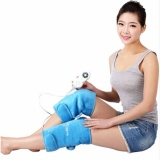 Health Care 1 Pair Electric Heating Knee Pads Far Infrared Magnetic Therapy Arthritis Rheumatism 220V 30W Adjustable Temperature Intl On Line