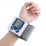 How To Buy Health Care Digital Upper Automatic Wrist Blood Pressure Monitor Intl