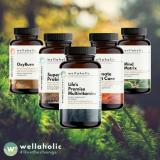 Discount Health Regime Pack Value Pack Of 5 Wellaholic On Singapore