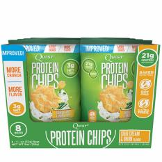 Quest Protein Chips Sour Cream And Onion On Line