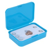 Sale Hearing Amplifier Cute Old Men Behind The Ear Hearing Aid Set With Box Intl Online China