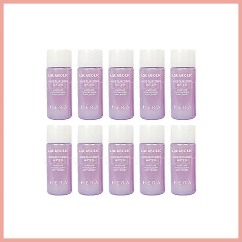 Buy HERA AQUABOLIC MOISTURIZING WATER  15ml x 4EA / Sample Kit / TTBeauty / Korea Cosmetics Singapore
