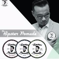 Latest Hipster Pomade 2 With Authenticity Hologram Sticker Mix Berries Scent Waterbased Strong Hold 100Ml