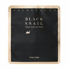 Latest Holika Holika Black Snail Repair Hydro Gel Mask Set Of 3