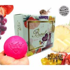 HOT IN THAILAND! AMAZING ORIGINAL BUMEBIME INSTANT WHITENING SOAP (FAST PROVEN RESULTS!)
