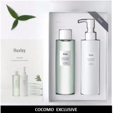 Cheap Huxley Cleansing Duo Cleansing Water Cleansing Gel Cocomo Online