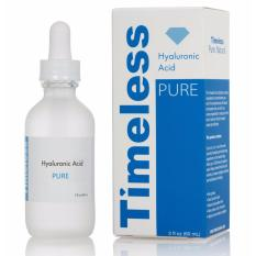Discount Hyaluronic Acid Serum 100 Pure By Timeless Skincare Usa 30Ml Timeless Skin Care Singapore