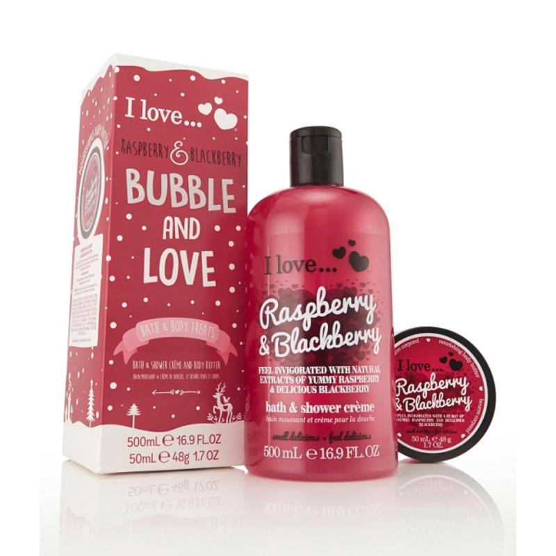 Buy I Love Bubble and Love Raspberry & Blackberry Singapore