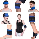 Where Can I Buy Ice Hot Cold Gel Pack Wrap Head Shoulder Knee Neck Wrist Calf Injury Pain Relief Intl