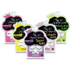 Review Ing Lashtoc No Glue Eyelash 01 Se G*Rl 2Set Intl South Korea