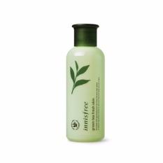 Discount Innisfree Green Tea Fresh Skin 200Ml Intl South Korea