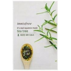 Buy Innisfree Its Real Squeeze Mask 20Ml Tea Tree 10Pcs Online Singapore