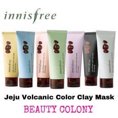 Price Innisfree Jeju Volcanic Color Clay Mask Brightening On Singapore