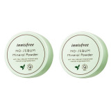 Buy Cheap Innisfree No Sebum Mineral Powder 5G 2Ea