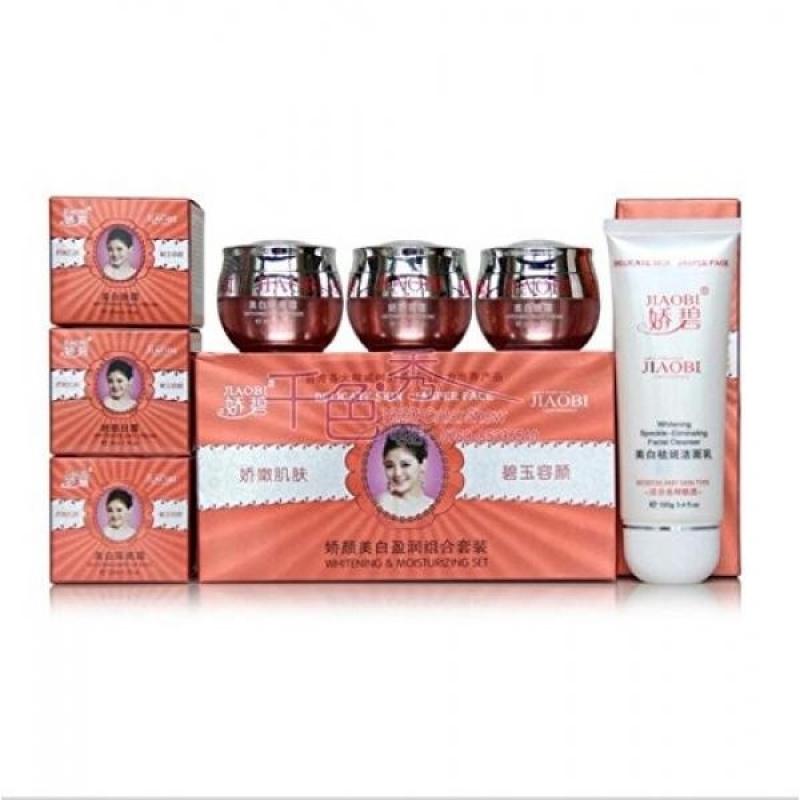 Buy Jiaobi Whitening & Moisturizing Skin Care Set - intl Singapore