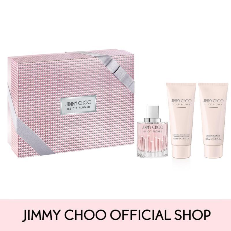 Buy Jimmy Choo Illicit Flower EDP 100ml Gift Set Singapore