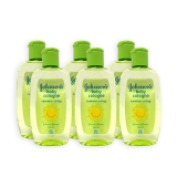 New Pack Of 6 Johnsons Baby Summer Swing Cologne 100Ml 2719