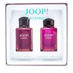 Brand New Joop Homme Coffret Eau De Toilette Spray 75Ml 2 5Oz After Shave Splash 75Ml 2 5Oz 2Pcs Intl