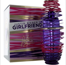Justin Bieber Girlfriend Edp Spray 100Ml Ladies Singapore