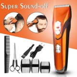 Kemei Hair Trimmer Clipper Cutter Rechargeable Cutting Electric Grooming Shaver Intl Coupon