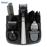 Kemei Km 600 Professional Hair Clipper Electric Shaver Trimmer Cutters Full Set Family Personal Care Intl Compare Prices