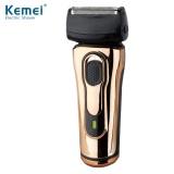 Compare Kemei Km868 Double Headed Electric Hair Cutting Razors Reciprocating Shaver With Replacement Sword Net Intl Prices