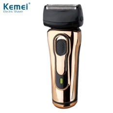 Who Sells Kemei Km868 Double Headed Electric Hair Cutting Razors Reciprocating Shaver With Replacement Sword Net Intl