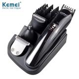 Who Sells Kemei500 6 In 1 Multi Function New Men S Electric Hair Clipper Rechargeable Shaver Razor Cordless Adjustable Hair Trimmer 6Pcs Set Black Intl Cheap