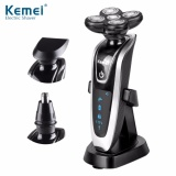 Where To Buy Kemei5886 New 3 In1 Washable Rechargeable Electric Shaver Triple Blade Electric Shaving Razors Men Face Care 5D Floating Intl