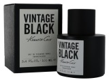 Compare Price Kenneth Cole Vintage Black Edt Spray 100Ml Men On Singapore
