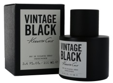 Where Can I Buy Kenneth Cole Vintage Black Edt Spray 100Ml Men
