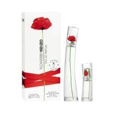 Low Price Kenzo Perfume Set Flower By Kenzo Edp 50Ml Travel Spray 15Ml