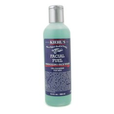 Kiehl S F*c**l Fuel Energizing Face Wash Gel Cleanser 250Ml 8 4Oz Lowest Price